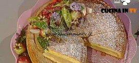 La Prova del Cuoco - Dolcezza di mamma Franca alla mela annurca ricetta Sergio Barzetti