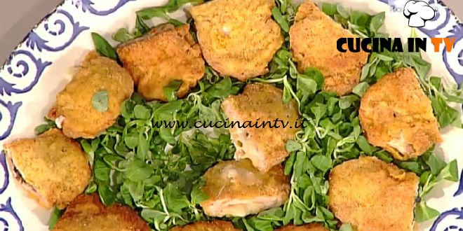 La Prova del Cuoco - Fagottini di arista farciti ricetta Anna Moroni