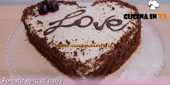 Bake Off Italia 3 - ricetta Foresta nera al caffè di Valeria