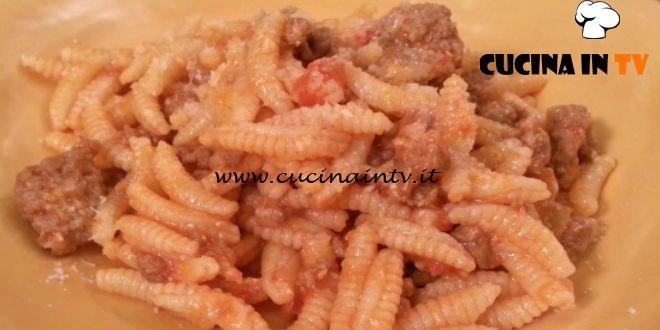 Cotto e mangiato - Maloreddus alla campidanese ricetta Tessa Gelisio