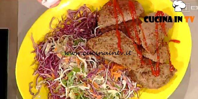 La Prova del Cuoco - Panzerotti di carne ricetta Natalia Cattelani