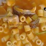 La Prova del Cuoco - Pasta e fagioli con le cotiche in versione marinara ricetta Gianfranco Pascucci