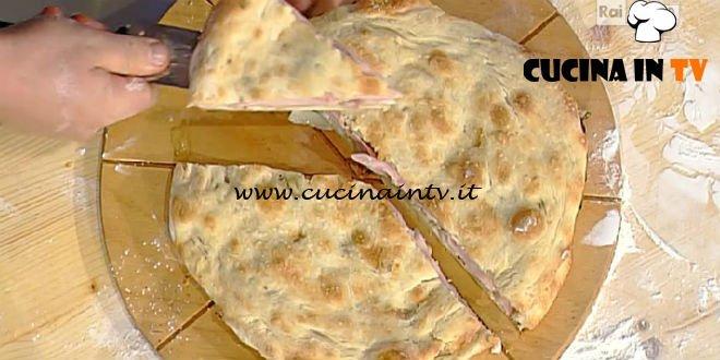 La Prova del Cuoco - Pizza con funghi porcini e mortadella ricetta Gabriele Bonci
