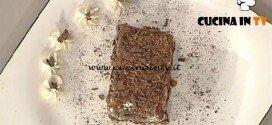 La Prova del Cuoco - Scrigno di cioccolato con mousse al caffé ricetta Ambra Romani