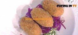 La Prova del Cuoco - Supplì alla pescatora ricetta Gianfranco Pascucci