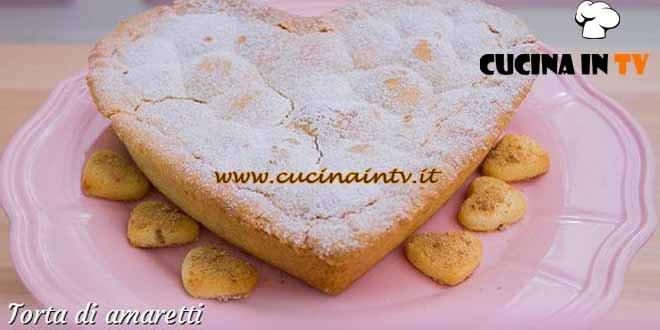 Bake Off Italia 3 - ricetta Torta di amaretti di Patrizia