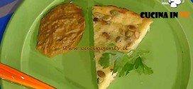 La Prova del Cuoco - Torta di pollo e patate con crema di zucca ricetta Luisanna Messeri