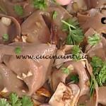 La Prova del Cuoco - Tortellacci di patate con porcini e mandorle ricetta Sergio Barzetti