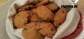 Cotto e mangiato - Biscotti alle bacche di goji ricetta Tessa Gelisio