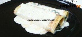 Cotto e mangiato - Cannelloni di crespelle con funghi ricetta Tessa Gelisio