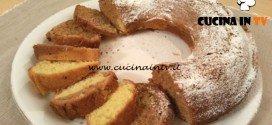 Cotto e mangiato - Ciambella variegata ricetta Tessa Gelisio