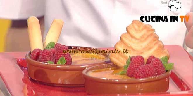 La Prova del Cuoco - Crema catalana ricetta David Povedilla