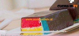 Bake Off Italia 3 - ricetta Dolce con sopresa di Gabriele