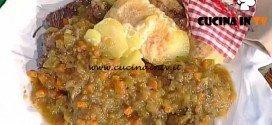 La Prova del Cuoco - Ganascini al marsala con patate al latte ricetta Sergio Barzetti