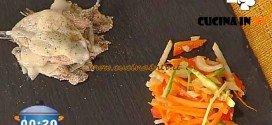 La Prova del Cuoco - ricetta Millefoglie di mare