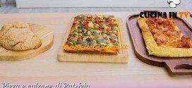 Bake Off Italia 3 - ricetta Pizza con pesto patate e fagiolini di Patrizia