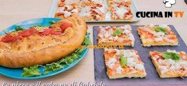 Bake Off Italia 3 - ricetta Calzone ai 3 formaggi di Gabriele