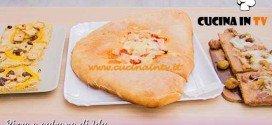 Bake Off Italia 3 - ricetta Calzone verde con scarola di Ida