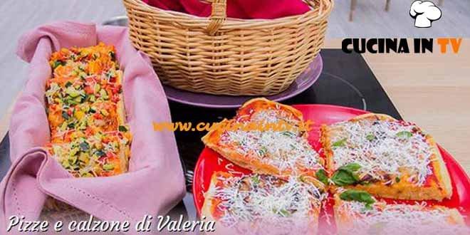 Bake Off Italia 3 - ricetta Pizza alle verdure da aperitivo di Valeria