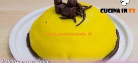 Bake Off Italia 3 - ricetta Polenta e osei dolce di Ilaria