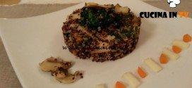 Cotto e mangiato - Focaccia all'uva nera ricetta Tessa Gelisio