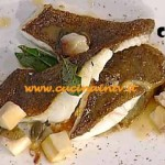 La Prova del Cuoco - ricetta Rombo con funghi porcini di Gianfranco Pascucci