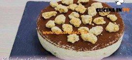 Bake Off Italia 3 - ricetta Sbrisolona tiramisù di Gabriele