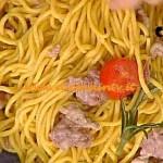 La Prova del Cuoco - ricetta Tajarin al ragù di carni funghi e pomodori
