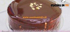 Bake Off Italia 3 - ricetta Torta Andrea di Gabriele
