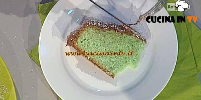 La Prova del Cuoco - Torta Cioccomenta ricetta Anna Moroni