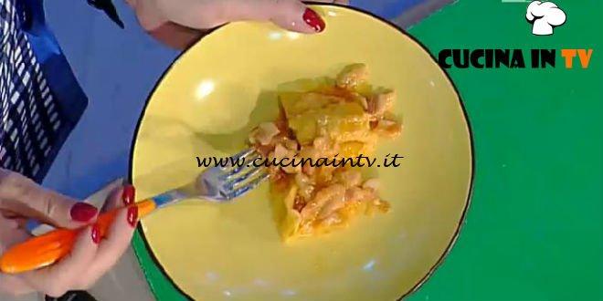 La Prova del Cuoco - Tortelli con la zucca ricetta Daniele Persegani
