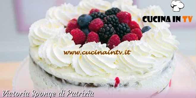 Bake Off Italia 3 - ricetta Victoria Sponge di Patrizia