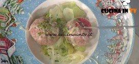 La Prova del Cuoco - Canederli alle rape rosse ricetta Markus Holzer