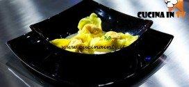 Masterchef 5 - ricetta Cappellacci di zucca con fonduta di formaggio di fossa di Dario