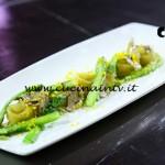Masterchef 5 - ricetta Cappelletti romagnoli con asparagi tartufo e uovo marinato di Erica
