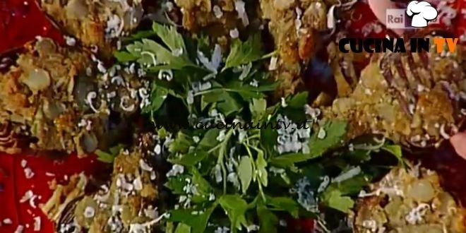 La Prova del Cuoco - Carciofi ripieni al pecorino ricetta Anna Moroni