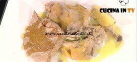 La Prova del Cuoco - Faraona in crosta di pane con funghi ricetta Gabriele Bonci
