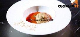 Masterchef 5 - ricetta Gnocco di pane al polpo con salsa di busara di Maradona