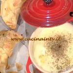 La Prova del Cuoco - Mezzelune con cavolo capuccio speck e crema di fontina ricetta Natalia Cattelani
