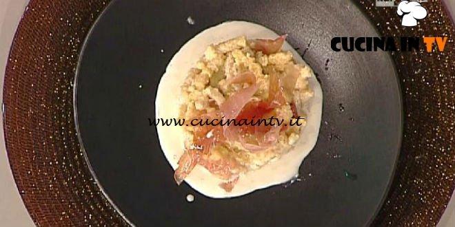 La Prova del Cuoco - ricetta Passatelli alla crema di formaggio e culatello