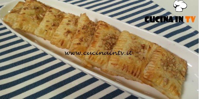 Cotto e mangiato - Quadretti miele e noci ricetta Tessa Gelisio