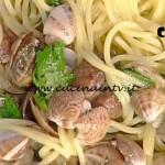La Prova del Cuoco - Spaghetti alle vongole ricetta Gianfranco Pascucci