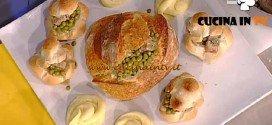 La Prova del Cuoco - Spezzatino di vitello con piselli ricetta Luisanna Messeri