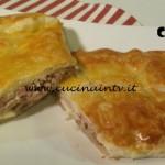 Cotto e mangiato - Strudel di funghi e noci ricetta Tessa Gelisio