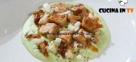 Masterchef 5 - ricetta Bocconcini di maiale in salsa di broccolo romano di Marzia
