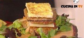 La Prova del Cuoco - Club burger ricetta Fabrizio Nonis
