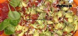 La Prova del Cuoco - Conchiglie con spinaci speck croccante e anacardi ricetta Natalia Cattelani