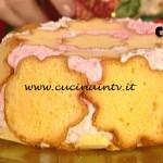 La Prova del Cuoco - Cupola di pandoro e gelato ricetta Anna Moroni