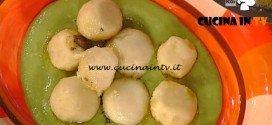 La Prova del Cuoco - Gnocchi di patate al montasio tartufo e porro ricetta Paolo Zoppolatti
