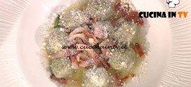 La Prova del Cuoco - Gnudi di cavolo nero saltati con Tarese del Valdarno ricetta Paolo Tizzanini